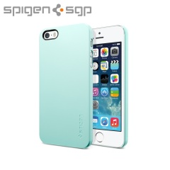 Spigen SGP  Ultra Thin Air Case for iPhone 5S / 5 - Mint Green