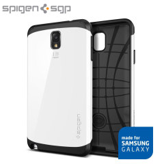 Spigen Slim Armor Case for Samsung Galaxy Note 3 - Infinity White