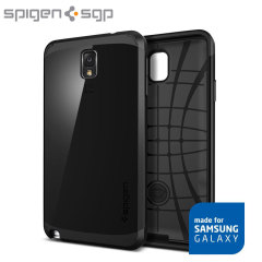 Spigen Slim Armor Case for Samsung Galaxy Note 3 - Soul Black