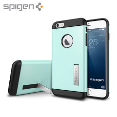 Spigen Slim Armor iPhone 6 Plus Tough Case - Mint