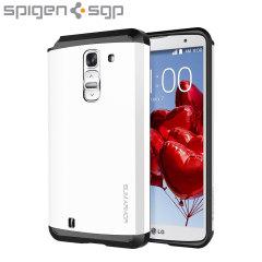 Spigen Slim Armor LG G Pro 2 Case - Infinity White