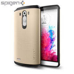 Spigen Slim Armor LG G3 Case - Champagne Gold