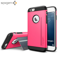 Spigen Slim Armor S iPhone 6 Case - Azalea Pink