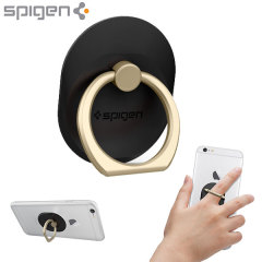 Spigen Smartphone iPhone 6 Series Style Ring - Gold & Black