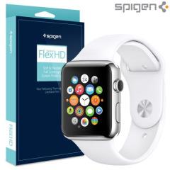 Spigen Steinheil Flex Apple Watch Screen Protector (42mm)
