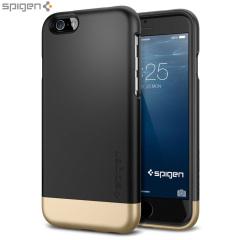 Spigen Style Armor iPhone 6S / 6 Shell Case - Black