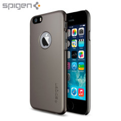 Spigen Thin Fit A iPhone 6 Shell Case - Gunmetal