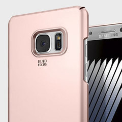 Spigen Thin Fit Samsung Galaxy Note 7 Case - Rose Gold