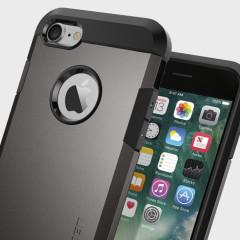 Spigen Tough Armor iPhone 7 Case - Gun Metal