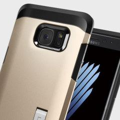Spigen Tough Armor Samsung Galaxy Note 7 Case  - Gold