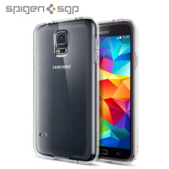 Spigen Ultra Fit Capsule Case for Samsung Galaxy S5 - Clear