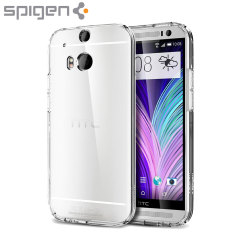 Spigen Ultra Fit Capsule HTC One M8 Case - Clear