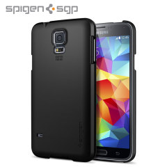 Spigen Ultra Fit Case for Samsung Galaxy S5 - Black