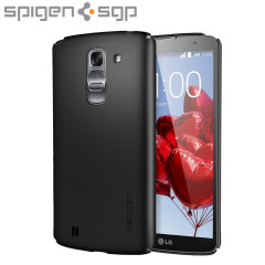 Spigen Ultra Fit LG G Pro 2 Case - Black