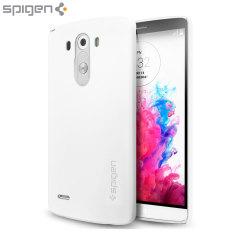 Spigen Ultra Fit LG G3 Case - White