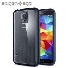Spigen Ultra Hybrid Case for Samsung Galaxy S5 - Slate
