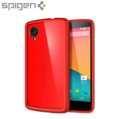 Spigen Ultra Hybrid for Google Nexus 5 - Red