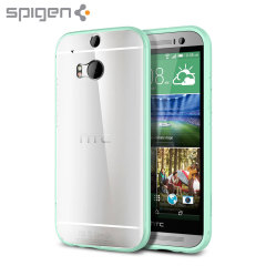 Spigen Ultra Hybrid HTC One M8 Case - Mint