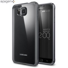 Spigen Ultra Hybrid Samsung Galaxy Alpha Case  - Gunmetal