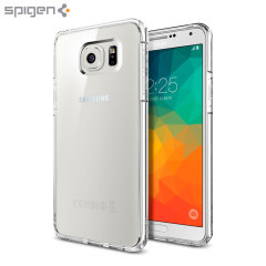 Spigen Ultra Hybrid Samsung Galaxy Note 5 Case - Crystal Clear