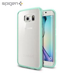 Spigen Ultra Hybrid Samsung Galaxy S6 Edge Case - Mint