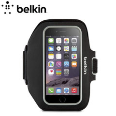 Belkin Sport-Fit Plus Armband - iPhone 6 Plus - Black