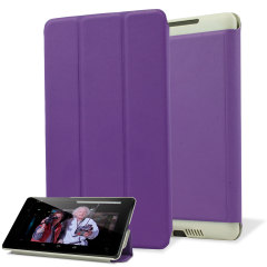 Stand and Type Case for Google Nexus 7 2013 - Purple
