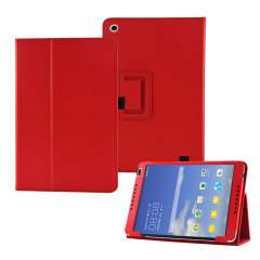 Stand and Type EE Eagle Case - Red