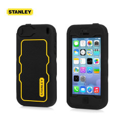 Stanley by Incipio Dozer Case for iPhone 5S / 5 - Black / Yellow