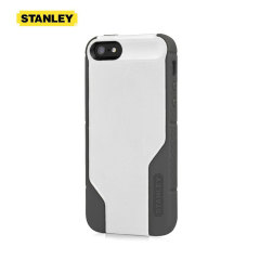 Stanley by Incipio Technician Case for iPhone 5S / 5 - Grey / White