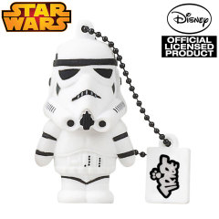 Star Wars Stormtrooper 8GB USB Flash Drive Keyring