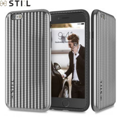 STIL Mind Jet Set iPhone 6S / 6 Case - Silver