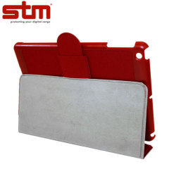 STM Cape Case for iPad Air - Red