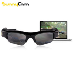SunnyCam HD Video Recording Sunglasses