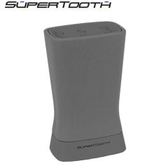 SuperTooth Disco 2 Stereo Bluetooth Speaker - Clay