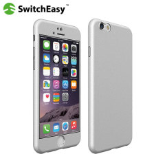 SwitchEasy AirMask iPhone 6 Protective Case - Silver