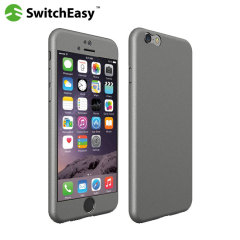 SwitchEasy AirMask iPhone 6S / 6 Protective Case - Space Grey