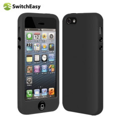 SwitchEasy Colors Case for iPhone 5 - Stealth Black