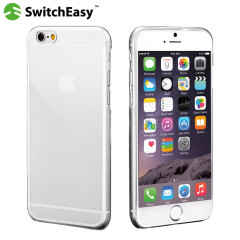 SwitchEasy NUDE iPhone 6S / 6 Ultra Thin Case - Clear