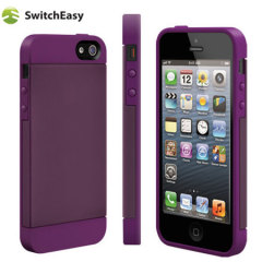 SwitchEasy Tones for iPhone 5S / 5 - Purple