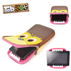 TabZoo Universal Tablet Sleeve 8 Inch - Lion