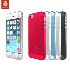 Tactus SlenderFender iPhone 5S / 5 Case Pack & Glass Screen Protector
