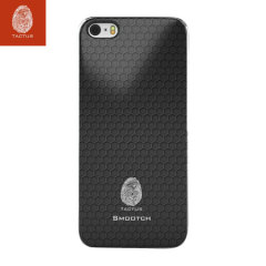 Tactus Smootch Microsuction iPhone 5S / 5 Selfie Case - Black