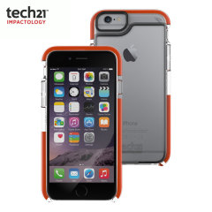 Tech21 Classic Frame Impact Mesh iPhone 6 Case - Clear