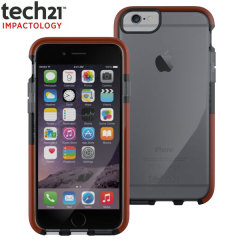 Tech21 Classic Frame iPhone 6 Case - Smokey