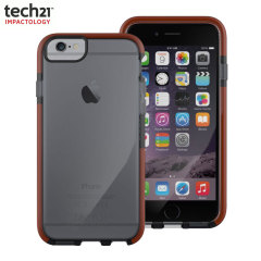 Tech21 Classic Shell d3o Impact Mesh iPhone 6 Case - Smokey