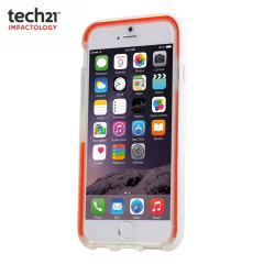 Tech21 Classic Trio Band iPhone 6 Bumper Case - White