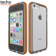 Tech21 D3O Impact Band for iPhone 5C - Clear