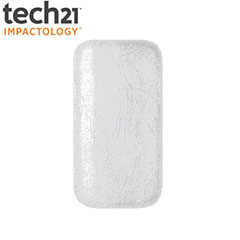 Tech21 d3o Leather Slip Case For Samsung Galaxy S3 - White Leather
