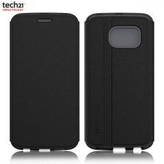 Tech21 Evo Frame Galaxy S6 Edge Wallet Case - Black